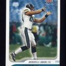 2001 Fleer Focus Football #177 Kyle Brady - Jacksonville Jaguars