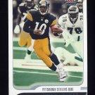 2001 Fleer Focus Football #145 Kordell Stewart - Pittsburgh Steelers