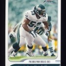 2001 Fleer Focus Football #138 Hugh Douglas - Philadelphia Eagles