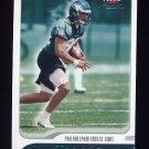 2001 Fleer Focus Football #125 James Thrash - Philadelphia Eagles