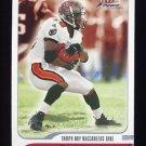 2001 Fleer Focus Football #082 Warrick Dunn - Tampa Bay Buccaneers