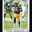 2001 Fleer Focus Football #075 Antonio Freeman - Green Bay Packers