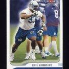 2001 Fleer Focus Football #054 John Randle - Seattle Seahawks
