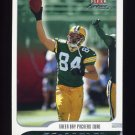 2001 Fleer Focus Football #022 Bill Schroeder - Green Bay Packers