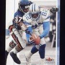 2001 Fleer Genuine Football #092 Germane Crowell - Detroit Lions