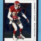 2001 Fleer Premium Football #131 Derrick Alexander - Kansas City Chiefs