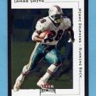 2001 Fleer Premium Football #083 Lamar Smith - Miami Dolphins