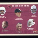 2001 Fleer Tradition Football #386 Arizona Cardinals Team Checklist