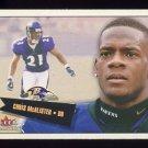 2001 Fleer Tradition Football #305 Chris McAlister - Baltimore Ravens