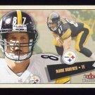 2001 Fleer Tradition Football #300 Mark Bruener - Pittsburgh Steelers