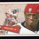 2001 Fleer Tradition Football #291 Warrick Dunn - Tampa Bay Buccaneers