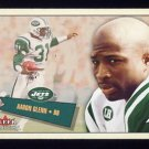 2001 Fleer Tradition Football #249 Aaron Glenn - New York Jets