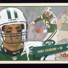 2001 Fleer Tradition Football #245 Vinny Testaverde - New York Jets