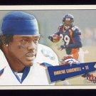 2001 Fleer Tradition Football #239 Dwayne Carswell - Denver Broncos