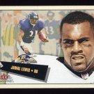 2001 Fleer Tradition Football #161 Jamal Lewis - Baltimore Ravens