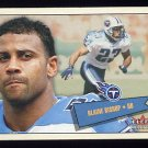 2001 Fleer Tradition Football #083 Blaine Bishop - Tennessee Titans