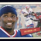 2001 Fleer Tradition Football #032 Eric Moulds - Buffalo Bills