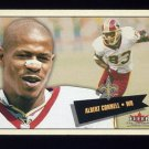 2001 Fleer Tradition Football #028 Albert Connell - New Orleans Saints