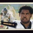 2001 Fleer Tradition Football #017 Jonathan Ogden - Baltimore Ravens
