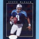2001 Leaf Certified Materials Football #082 Steve McNair - Tennessee Titans