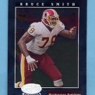 2001 Leaf Certified Materials Football #011 Bruce Smith - Washington Redskins