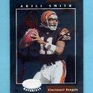 2001 Leaf Certified Materials Football #003 Akili Smith - Cincinnati Bengals