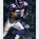 2000 Black Diamond Football #061 Randy Moss - Minnesota Vikings