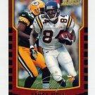 2000 Bowman Football #125 Randy Moss - Minnesota Vikings