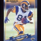 2000 Donruss Football #128 Az-Zahir Hakim - St. Louis Rams