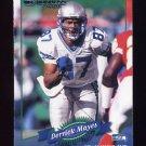 2000 Donruss Football #123 Derrick Mayes - Seattle Seahawks