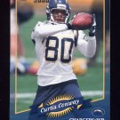 2000 Donruss Football #116 Curtis Conway - San Diego Chargers