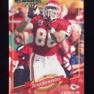 2000 Donruss Football #076 Tony Gonzalez - Kansas City Chiefs