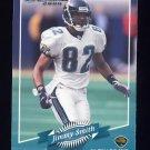 2000 Donruss Football #073 Jimmy Smith - Jacksonville Jaguars