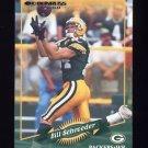2000 Donruss Football #064 Bill Schroeder - Green Bay Packers