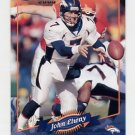 2000 Donruss Football #049 John Elway - Denver Broncos