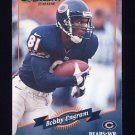 2000 Donruss Football #028 Bobby Engram - Chicago Bears