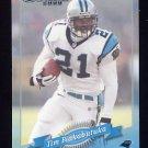2000 Donruss Football #023 Tim Biakabutuka - Carolina Panthers
