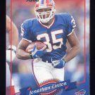 2000 Donruss Football #017 Jonathan Linton - Buffalo Bills