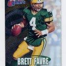 2000 Fleer Gamers Football #058 Brett Favre - Green Bay Packers