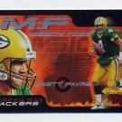 2000 Fleer Showcase Mission Possible #02 Brett Favre - Green Bay Packers