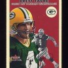 2000 Fleer Tradition Glossy #158 Brett Favre - Green Bay Packers