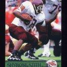2000 Pacific Football #445 Shyrone Stith RC