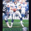 2000 Pacific Football #356 Jon Kitna - Seattle Seahawks