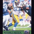 2000 Pacific Football #308 Kevin Carter - St. Louis Rams