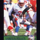 2000 Pacific Football #224 Lawyer Milloy - New England Patriots
