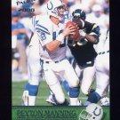 2000 Pacific Football #155 Peyton Manning - Indianapolis Colts