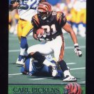 2000 Pacific Football #079 Carl Pickens - Cincinnati Bengals