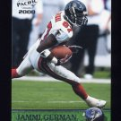 2000 Pacific Football #019 Jammi German - Atlanta Falcons