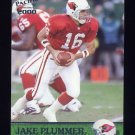 2000 Pacific Football #008 Jake Plummer - Arizona Cardinals
