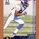 2000 Pacific Omega Football #080 Randy Moss - Minnesota Vikings
